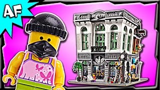 Lego Creator BRICK BANK 10251 Speed Build