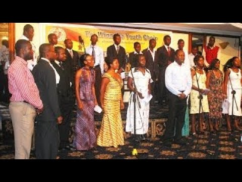 Winneba Youth Choir - Hallelujah Chorus, G. F. Handel