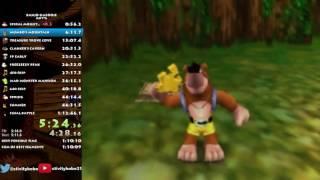 Banjo-Kazooie Speedrun in 1:12:29 [WR]