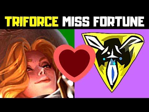 WTF!? Miss Fortune LOVES Trinity Force!! - Iron to Diamond Episode #45 (Season 9)