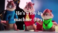 Alvin and the Chipmunks -  Iko Iko (Lyrics)
