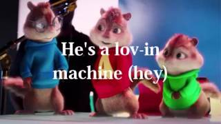 Alvin and the Chipmunks -  Iko Iko (Lyrics)