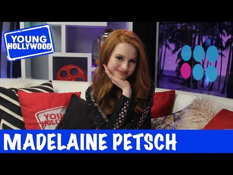 Why RIVERDALE's Madelaine Petsch Doesn't Dance in the Club!