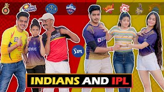 INDIANS AND IPL || Rachit Rojha