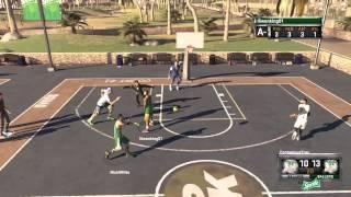 NBA 2K15 Pc My Park Gameplay Part 2