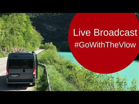 🔴 LIVE BROADCAST: #GoWithTheVlow Live from Croatia 🇭🇷