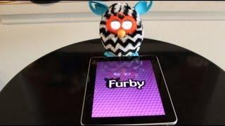 2013 FURBY BOOM APP REVIEW (Walkthrough)