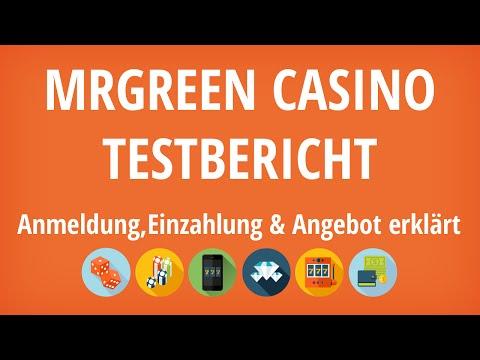Mr Green Casino Testbericht: Anmeldung & Einzahlung erklärt [4K]