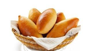 🔵 Sobada peraşki hazırlanması  Kartoflu peraşki və ətli peraşki   Sobada peraski   peraski resepti