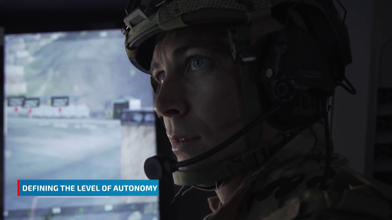 Download RAFAEL's Advanced Suite for AFVs - A Quantom Leap in Armored Vehicles Transformation
