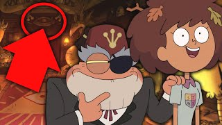 Amphibia Gravity Falls Crossover SECRETS & EASTER EGGS Revealed! (Wax Museum)