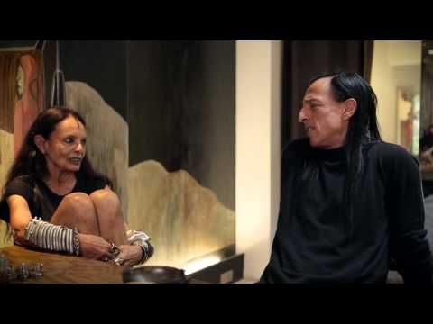 Sorbet magazine - Interview with Rick Owens and Michele Lamy