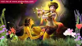 Shyam Teri Bansi Pukare Radha Naam Flute Instrumental