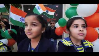 Republic Day Celebration 2019@ The New Hebron Preschool