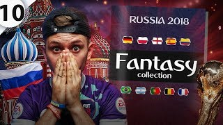 FANTASY COLLECTION | WORLD CUP 2018 [#10]