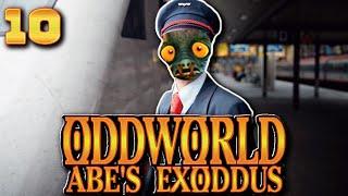 FURZEN am Bahnhof verboten! - Oddworld Abe
