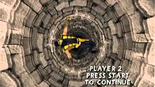 Mortal Kombat 4 - Nintendo 64 - Game Over
