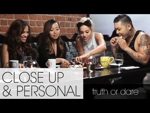 Truth or Dare with Lisa D'Amato