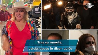 Velan a Magda Rodríguez