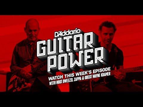 Guitar Power Season 3 ep. 5 featuring Wayne Kramer