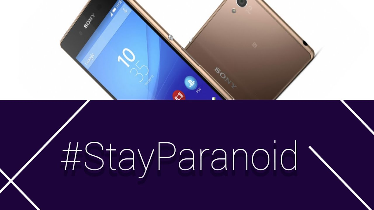 Paranoid [Android 6.0.1] – AOSPA – For Xperia Z3 (D6603)