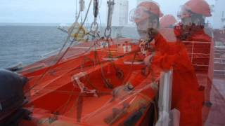 Rescue Boat Launching 36 K