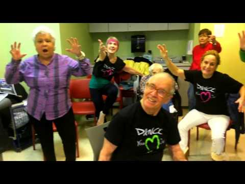 #MannequinChallenge New York City - GROOVE for Seniors ~ Young At Heart