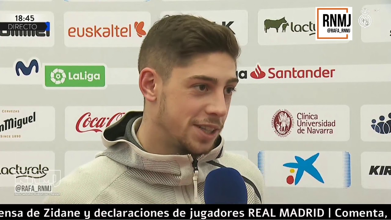 Osasuna vs. Real Madrid - Football Match Report - February 9, 2020 ...