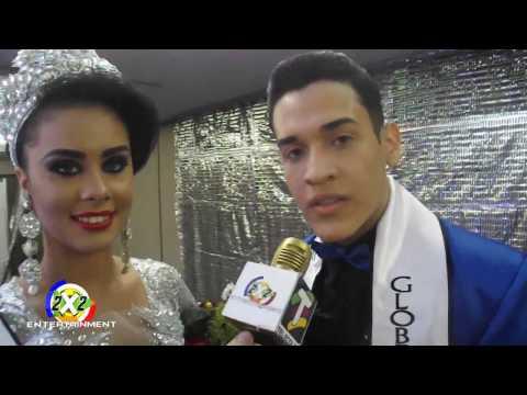 Especial Globe Model Venezuela 2016 parte  3/3