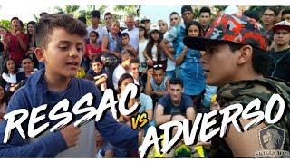 ((BATALLÓN)) RESSAC VS ADVERSO || CUARTOS || FREESTYLE BUCARAMANGA || SKILLS MIC™ thumbnail