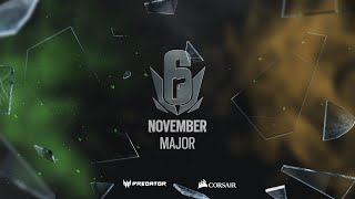 November Major - LATAM - Semi Finals | #SixMajor