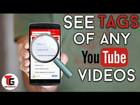 how to find tags of any youtube video by youtags pro in