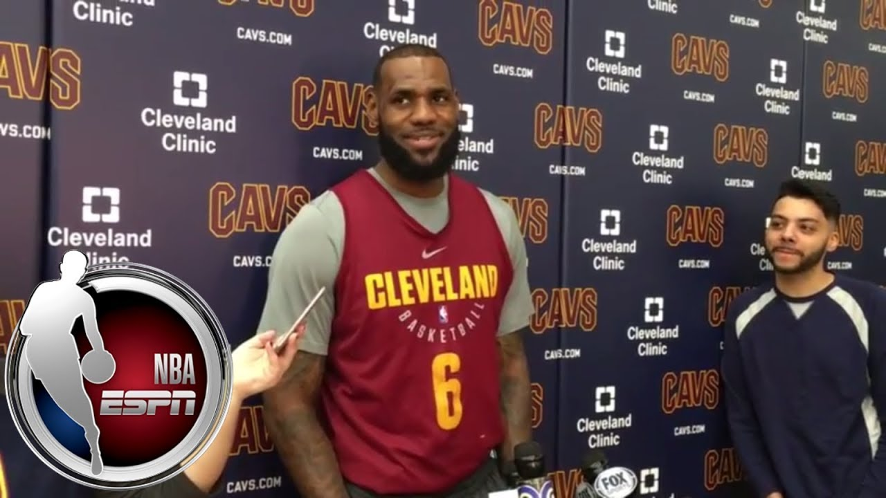 6b29c58eb2c3 LeBron James uses NBA2K to prepare for Isaiah Thomas  return to ...