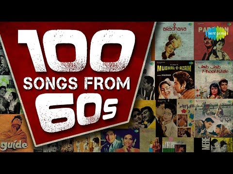 Top 100 Songs From 60s  60s के हिट गाने  HD Songs  One Stop Jukebox