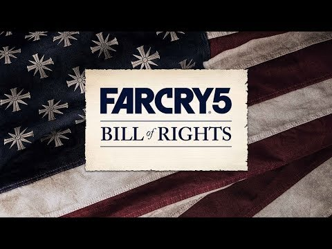 Far Cry 5: Bill of Rights Compilation | Ubisoft [US]
