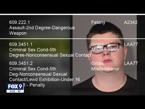 Popular YouTuber charged with assaulting woman in Minnesota | FOX 9 KMSP