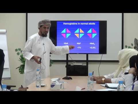 Professor Salam Al-Kindi, Haemoglobinopathies in Oman (GCC-MODULE 3)