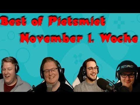 BEST OF PIETSMIET ☺ NOVEMBER 1. WOCHE ☺ [HD][GER]