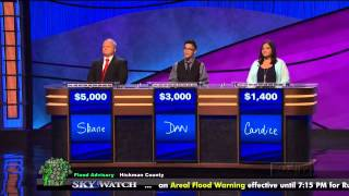 Jeopardy! 14/10/2014