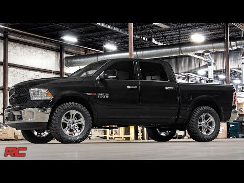 2012-2017 Ram 1500 2.5-inch Leveling Kit by Rough Country
