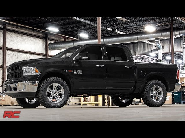 2017 Ram 1500 Leveling Kit >> 2012 2017 Ram 1500 2 5 Inch Leveling Kit By Rough Country