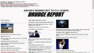 How to fix the DrudgeReport constant refresh