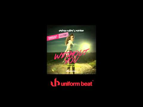 Rodlund & Hewie - Without You (The Moose) feat Jakke Erixson (AUDIO)