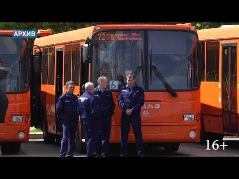 Автобусы приедут в долг (16+)