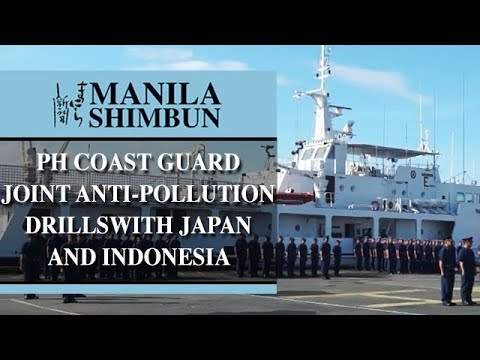 PH Coast Guard ships off to Bali for joint anti-pollution drills with Japan and Indonesia