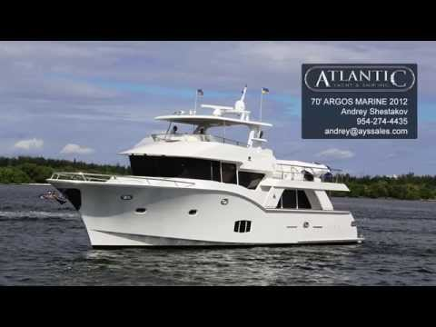 ARGOS MARINE 70 SEA ROVER FOR SALE BY YACHT BROKER ANDREY SHESTAKOV AND ATLANTIC YACHT AND SHIP