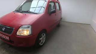 Suzuki Wagon 2001 2001