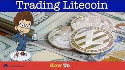 How to sell Litecoin for USD