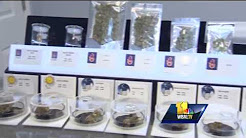 Video: First medical marijuana dispensary opens in Maryland