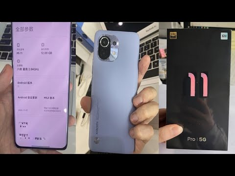 Xiaomi Mi 11 Price in India, Hands On, Launch Date, Review, Camera, Official, Specs, Trailer, Leaks